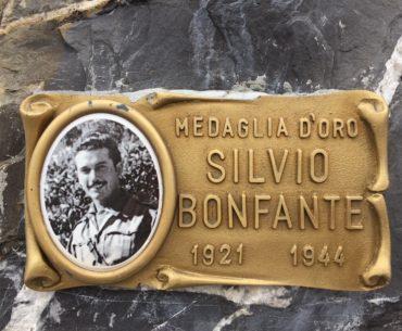 Silvio Bonfante, medaglia d'oro. 25 aprile e resistenza