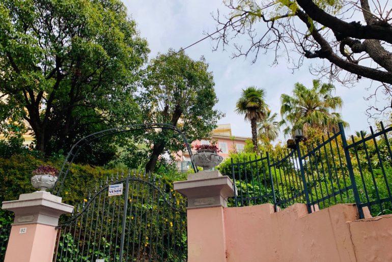 Villa Meridiana cancello