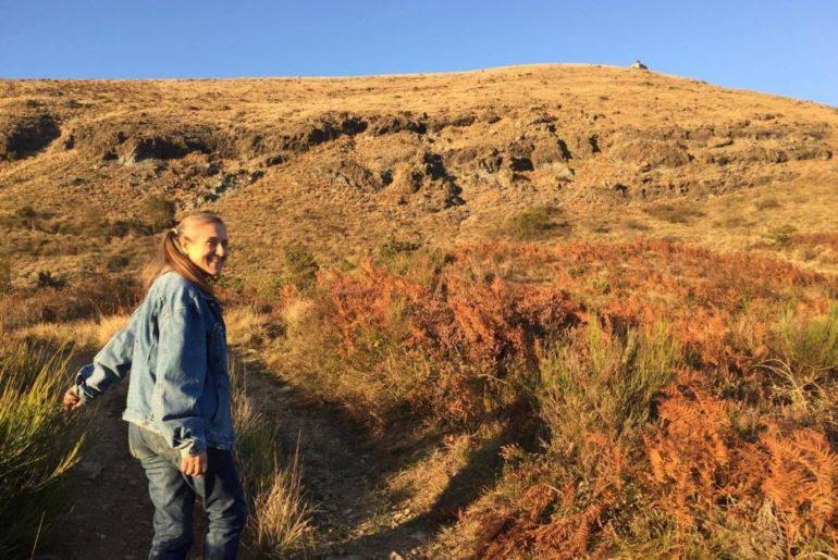 Verso la cima del monte Porale