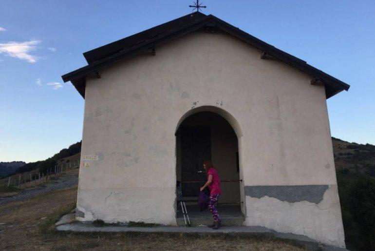 La cappella di San Rocco