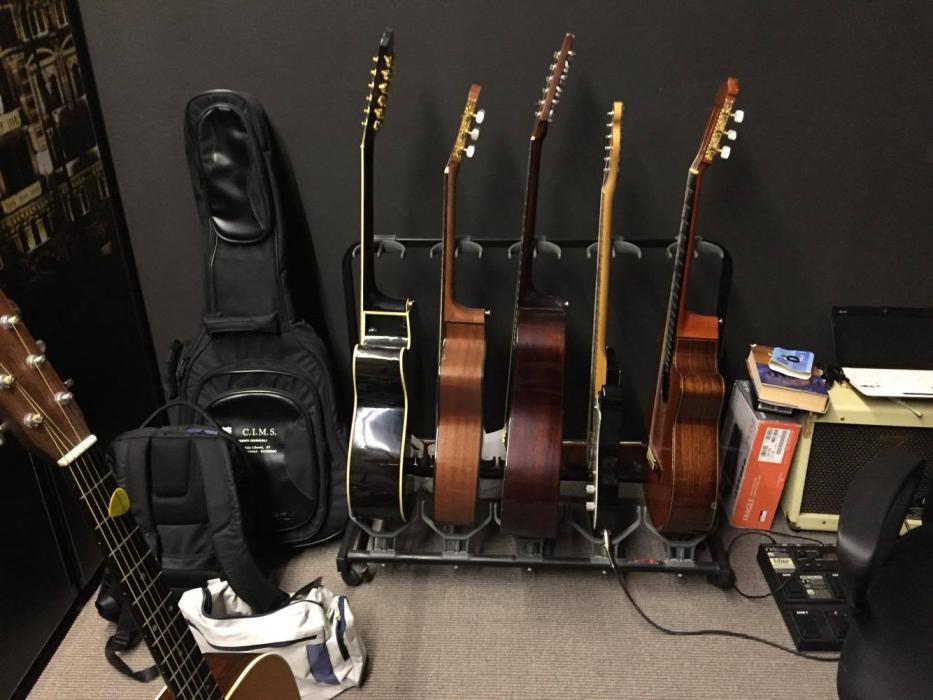Le chitarre