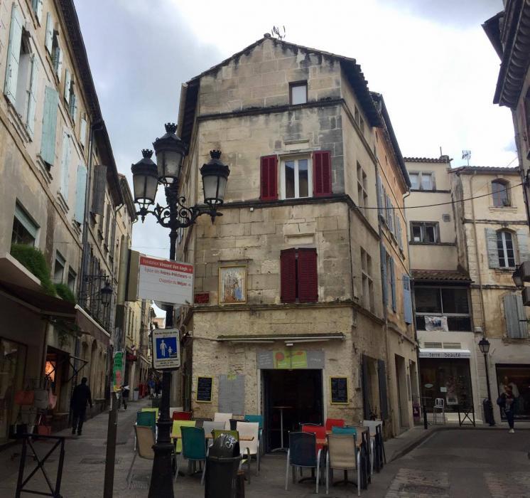 È bello perdersi per le strade di Arles