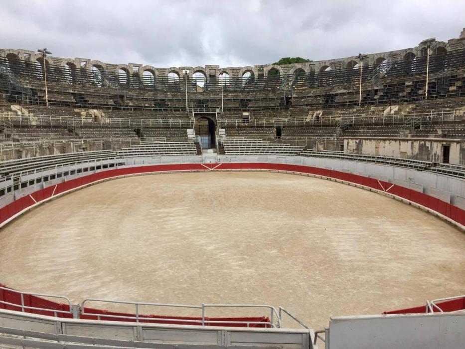 Anfiteatro romano di Arles