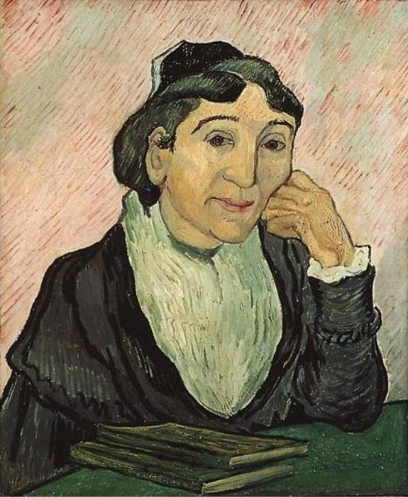 Van Gogh, la proprietaria del caffè