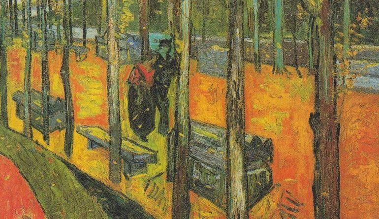 Van Gogh, i Campi Elisi di Arles
