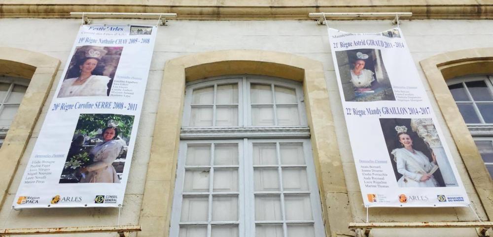Le Regine dei Arles
