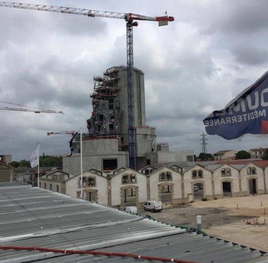 Fondazione Luma, il grattacielo di Ghery in costruzione