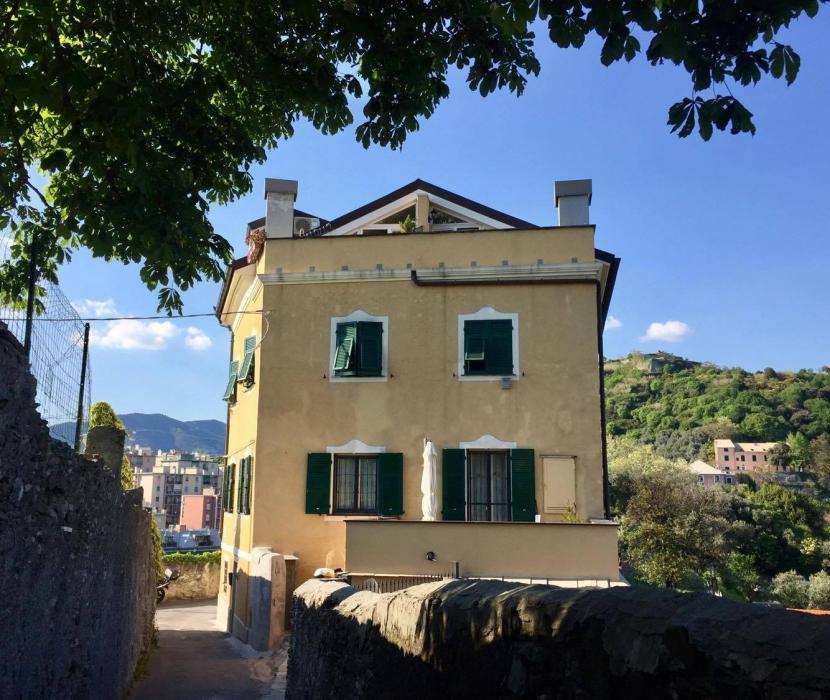 Via Promontorio