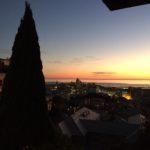 Panorama di Genova dall'alto
