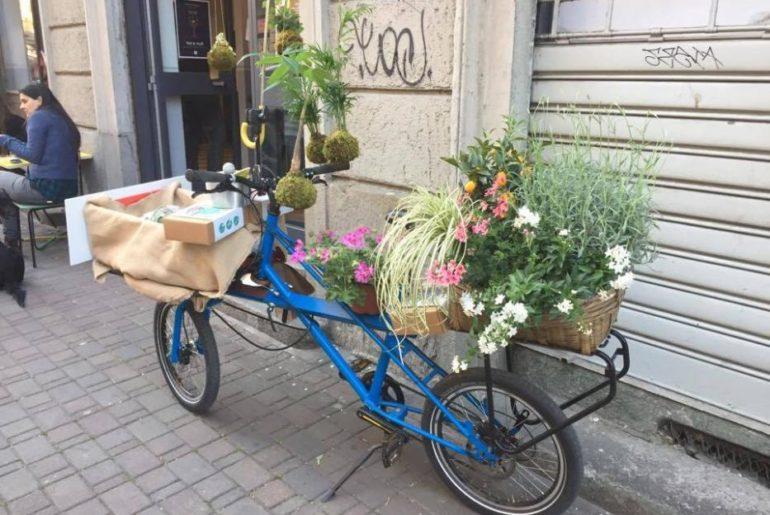 La bici, ottimo mezzo per muoversi a NoLo