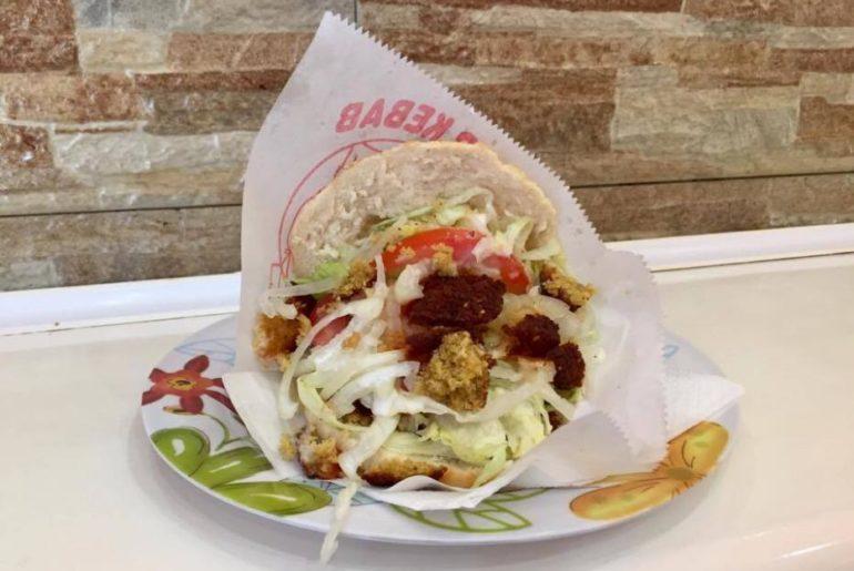 Kebab e Falafel, prodotti tipici di NoLo