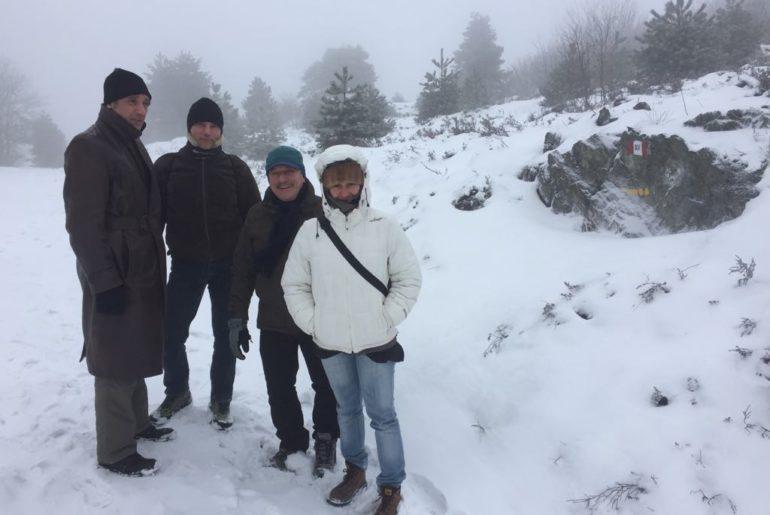 Foto di gruppo.