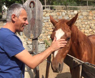 Cesare con cavallo.