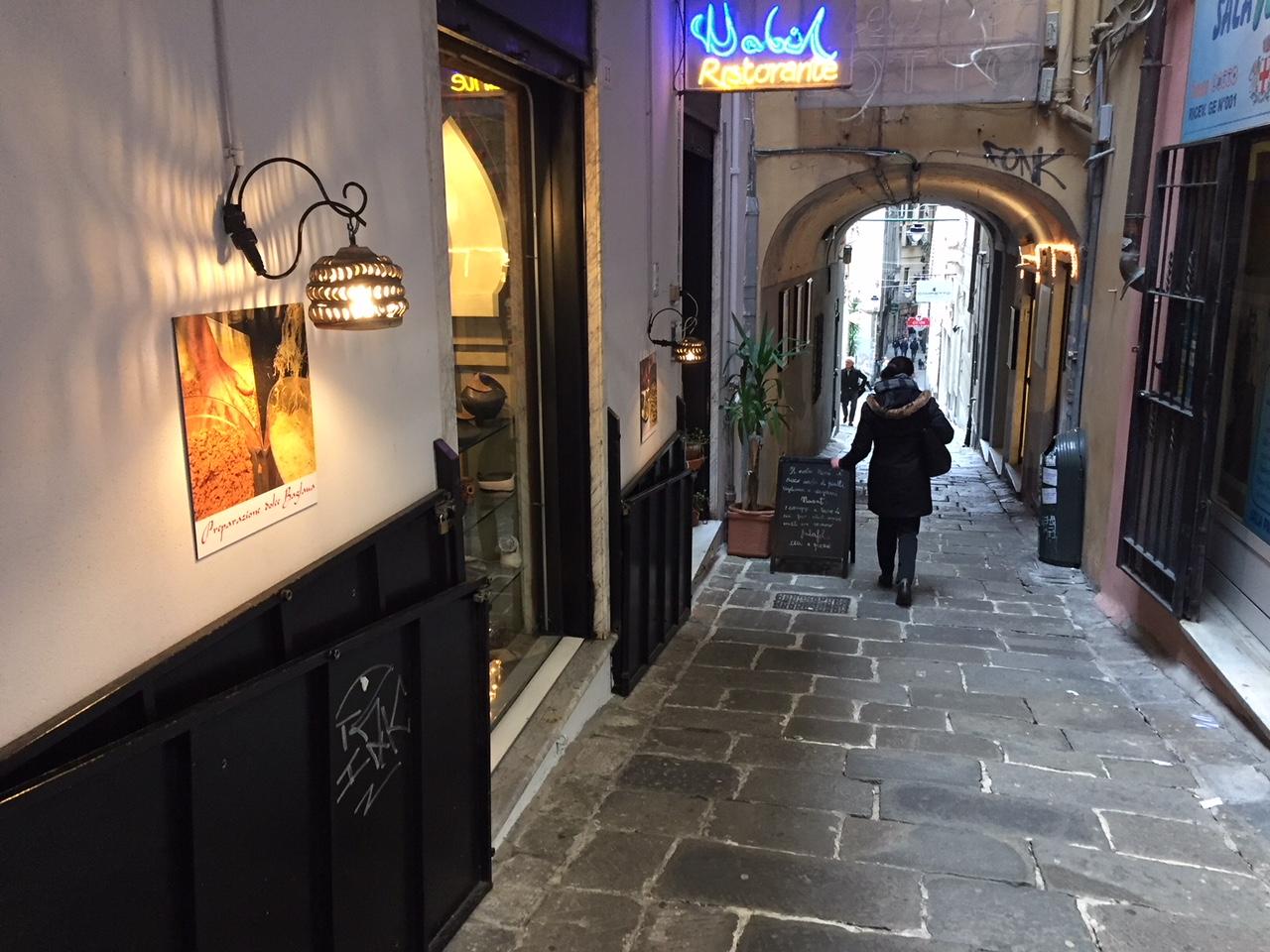 Genova, bella o brutta? Così era negli anni Novanta