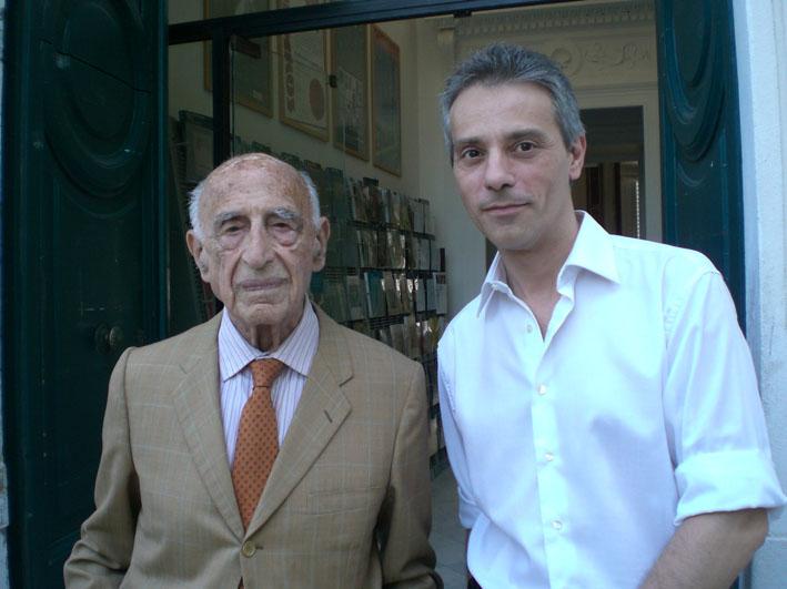 È morto Gillo Dorfles, una mia intervista dove parla di Genova