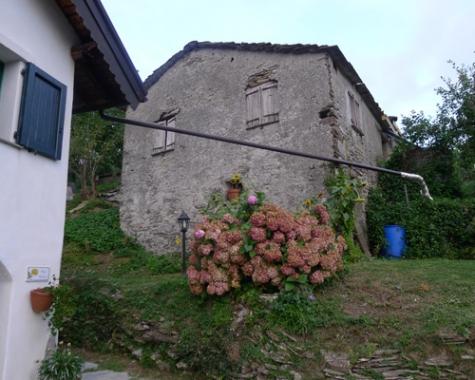 Cugnobello, un'altra casa del borgo