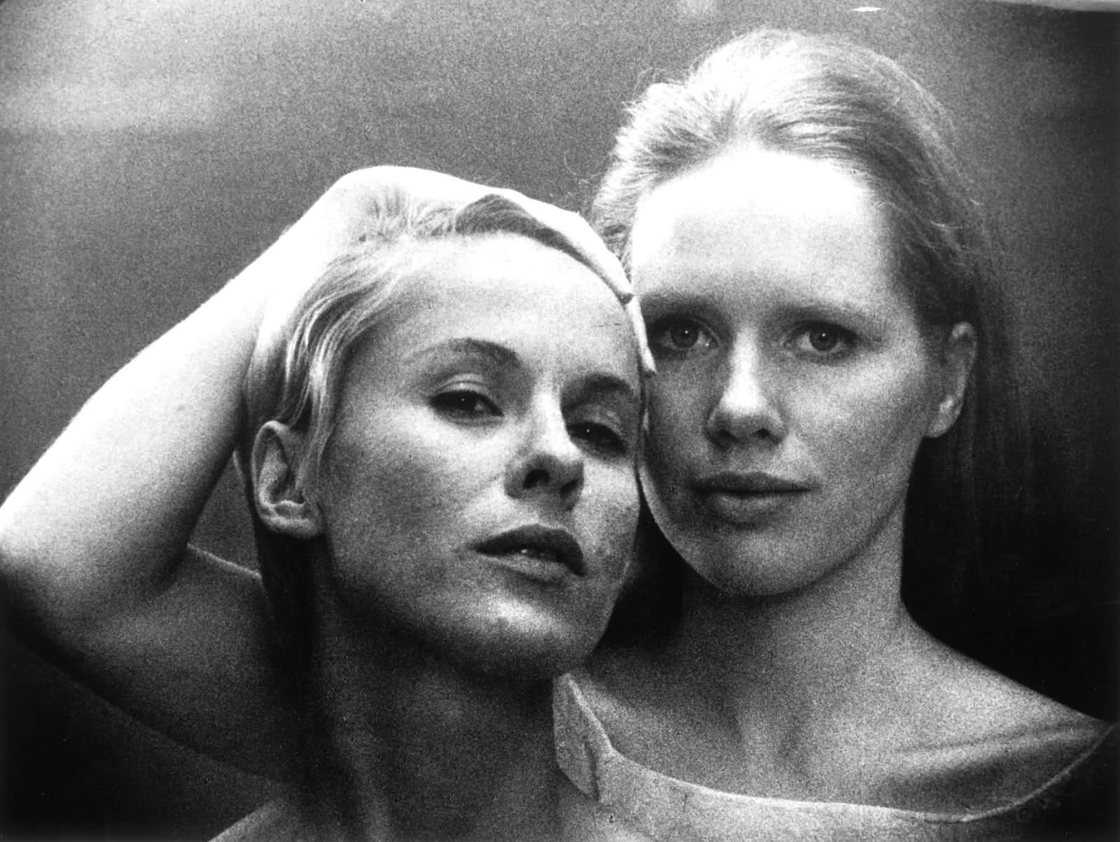 Bibi Andersson e Liv Ullman