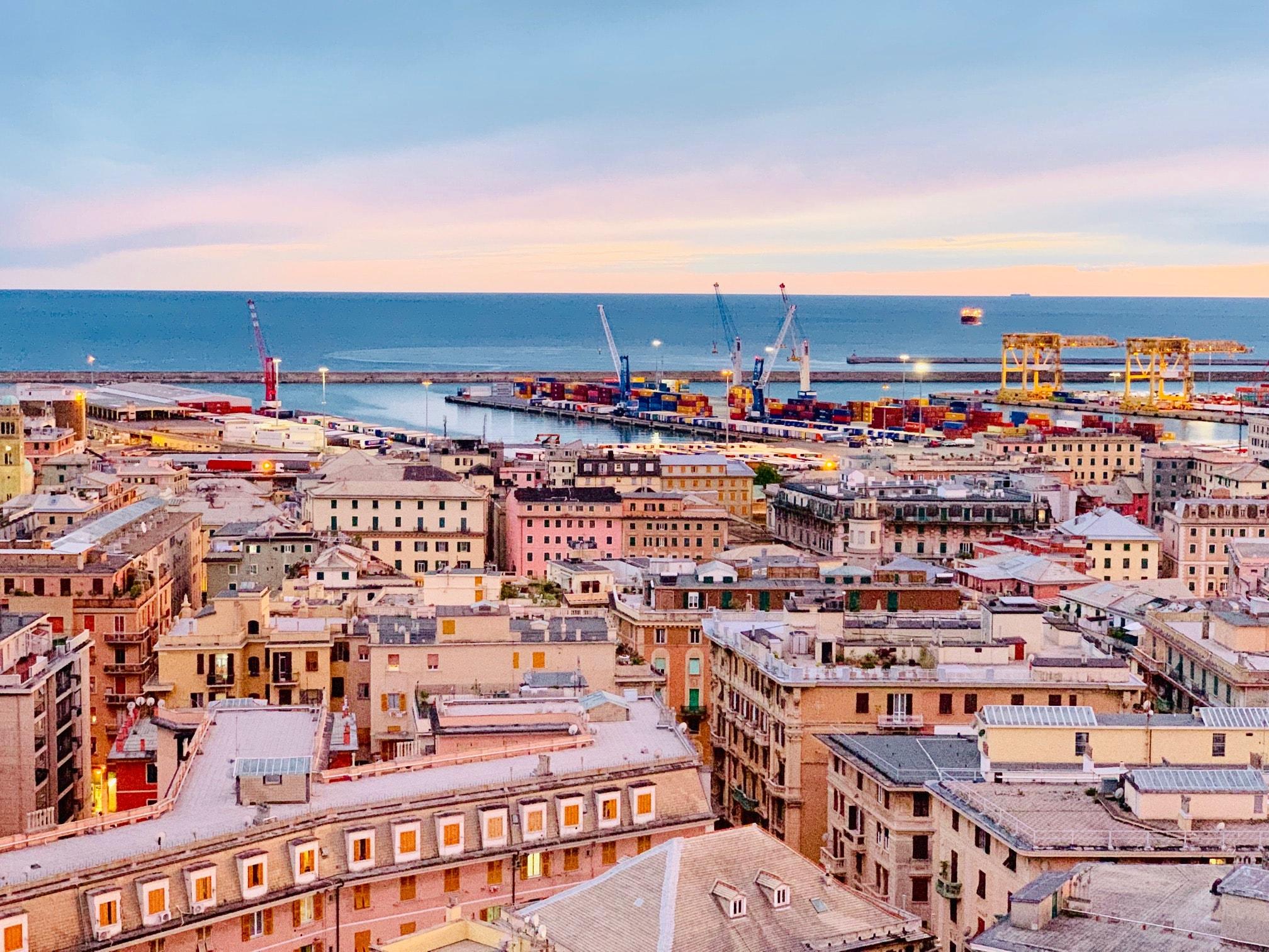 Risultati immagini per Genova