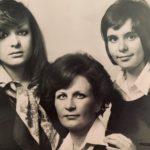 Con la mamma negli anni settanta