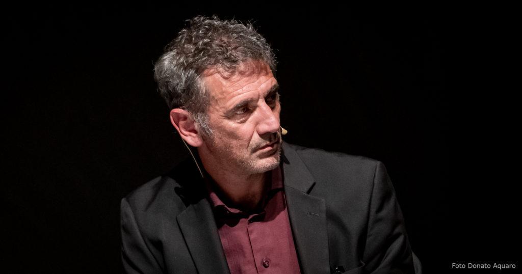 Emanuele Conte: «La mia Genova, il teatro, Tonino e Lele»