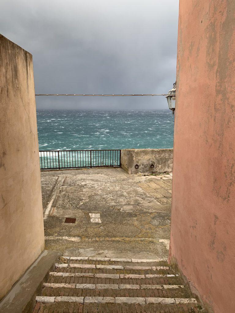 Una tempesta all'isola d'Elba
