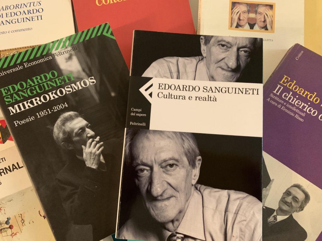 Ricordando Edoardo Sanguineti nel decennale dalla morte