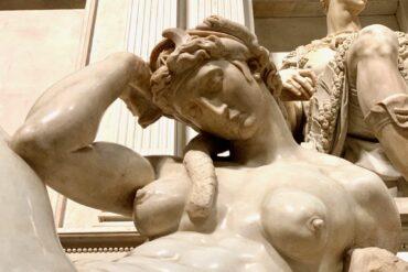 La notte di Michelangelo