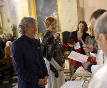 Carla Peirolero ed Enrico Campanati si sposano