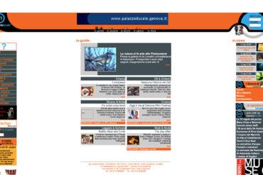 Homepage mentelocale luglio 2001